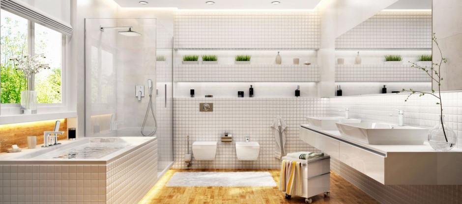 Strefa kąpieli: wybieramy baterię wannową