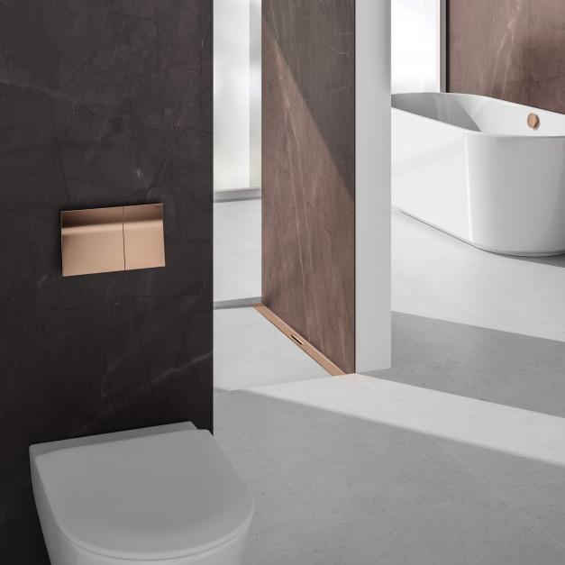 Kolor w łazience: postaw na eleganckie detale