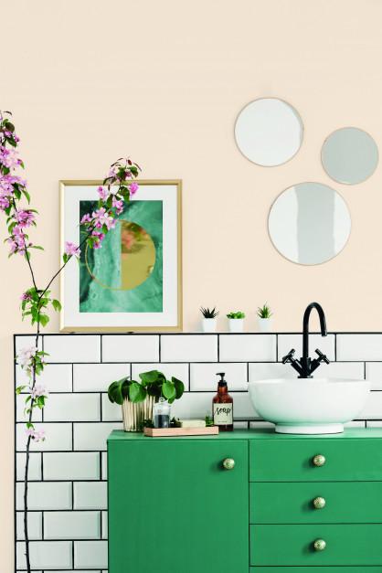 Aranżujemy Remont łazienki Szybka Metamorfoza Z Farbą