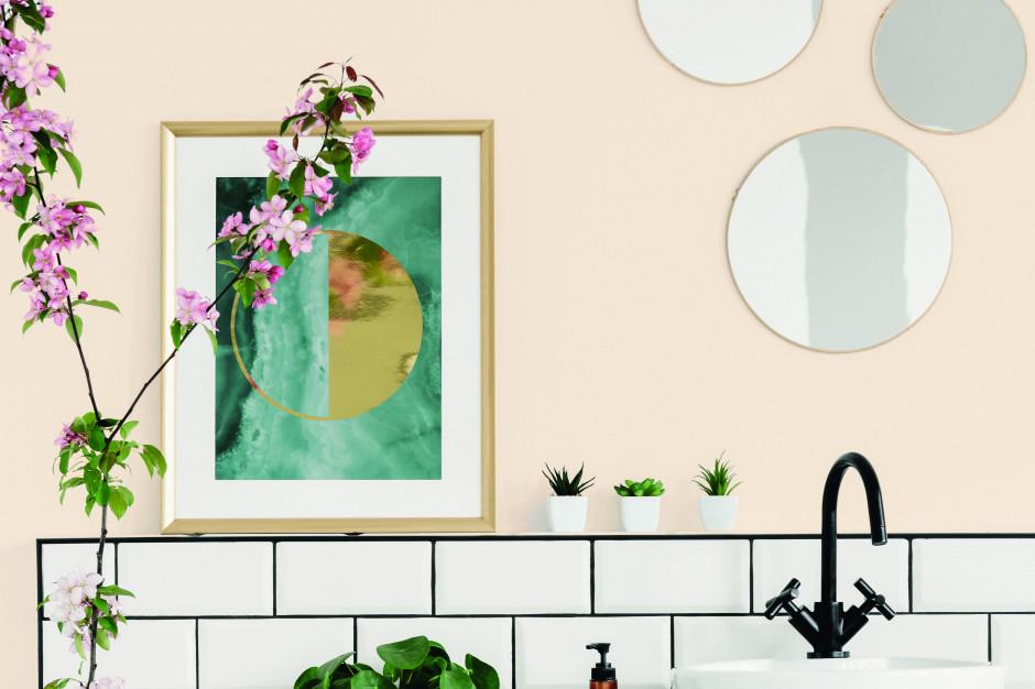 Remont łazienki: szybka metamorfoza z... farbą