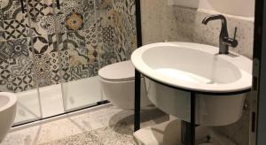 Kolekcja Ceramica Cielo ozdobą łazienek prestiżowego, weneckiego hotelu