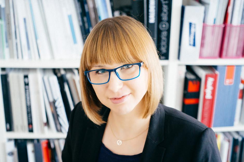 Arch. Anna Maria Sokołowska gościem specjalnym SDR w Gdańsku
