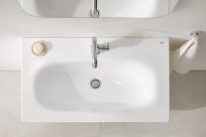 Elegancka łazienka: zobacz kolekcję zainspirowaną formami z natury