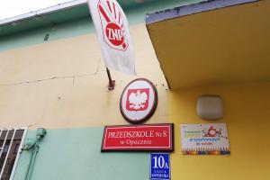 Marka Opoczno wspiera opoczańskie przedszkole numer 8