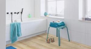 Podłoga w łazience: wybierz panele laminowane