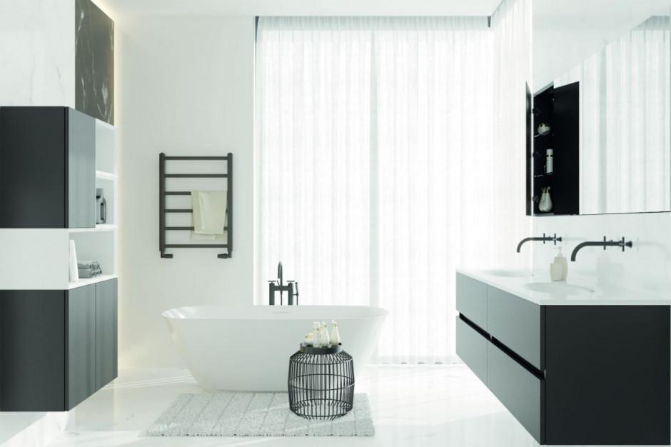 Nowoczesna łazienka: 10 pomysłów na większy metraż