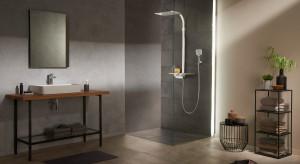 Strefa prysznica: postaw na estetyczną armaturę