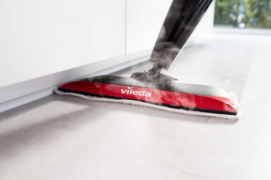Szybkie i skuteczne sprzątanie: wybierz mop parowy