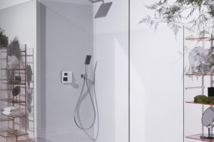 Strefa prysznica: postaw na nowoczesny brodzik