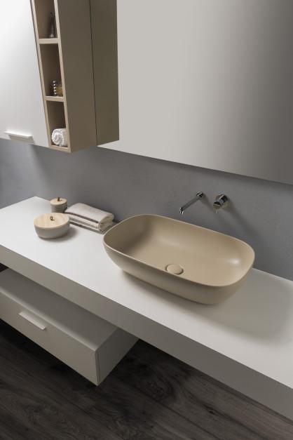Umywalki stawiane na blat: 12 eleganckich modeli