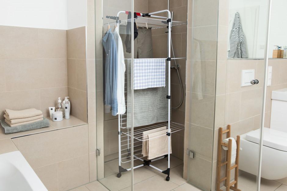 Suszarka na pranie: wybierz model typu wieża