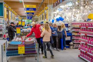 """Grupa PSB może się pochwalić 300. marketami """"Mrówka"""" w Polsce"""
