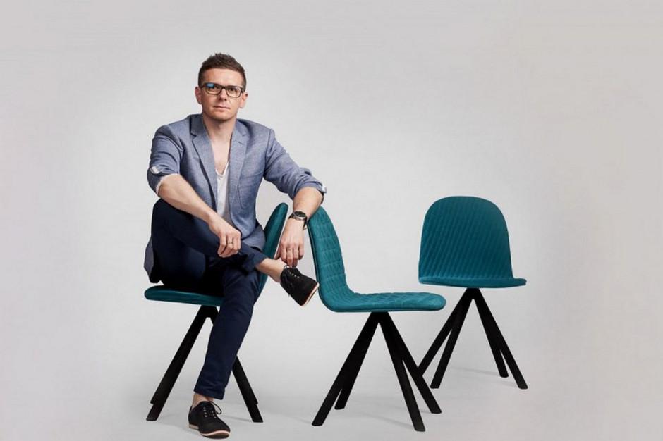 Tomasz Słomka z TOKA+HOME mówi o kolekcji mebli Acanto, zaprojektowanej dla Geberit