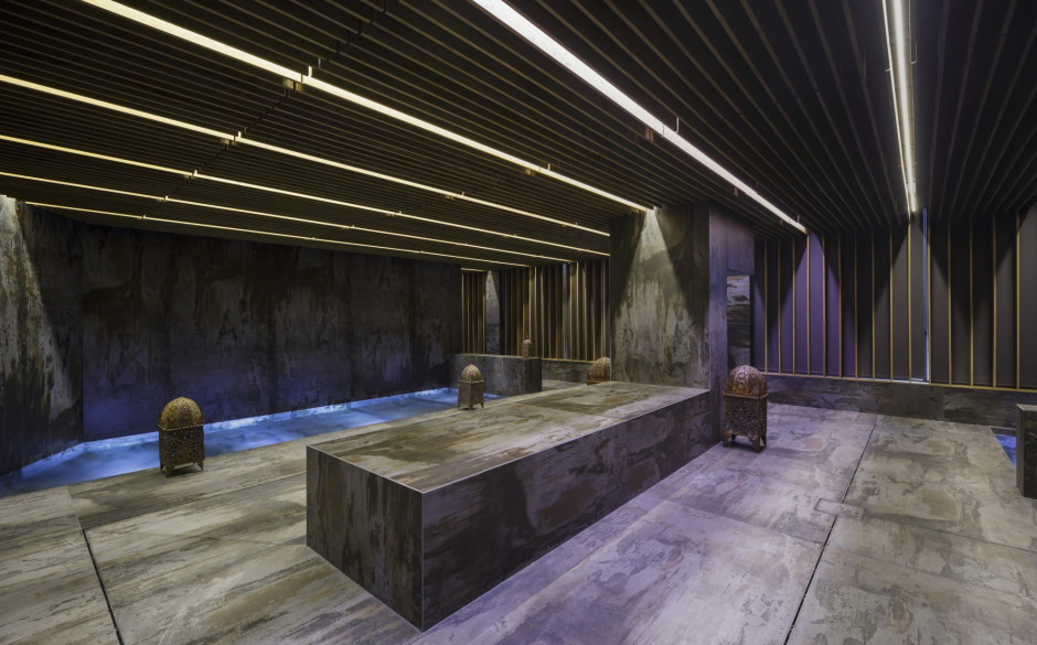Nowa powierzchnia antypoślizgowa - idealna do łazienek