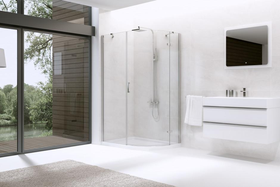 Nietypowa kabina prysznicowa - skonfiguruj ja sam!