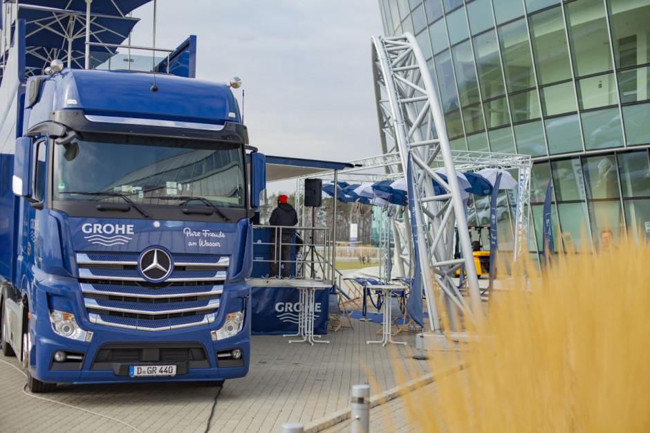 Odwiedź Grohe Truck na obchodach Święta Morza w Gdyni