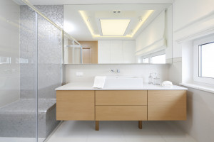 Urządzamy wizytówkę łazienki: 15 pomysłów na strefę umywalki
