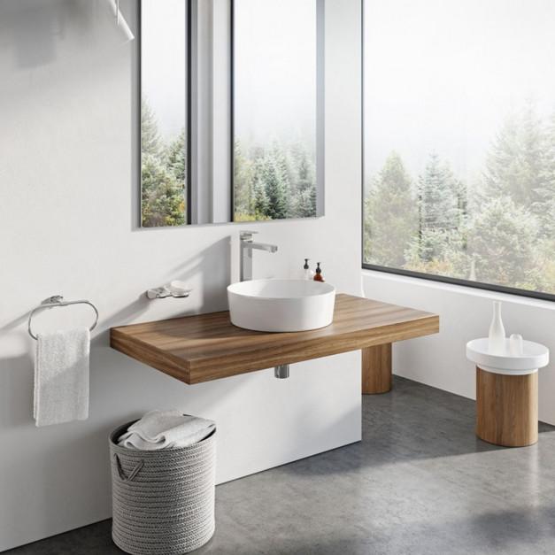 Umywalki cienkościenne od firmy Ravak