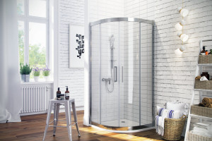 Kabina prysznicowa: 14 modeli do różnych łazienek