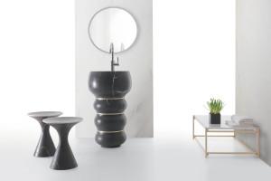 Wolnostojące umywalki podłogowe: 10 eleganckich modeli