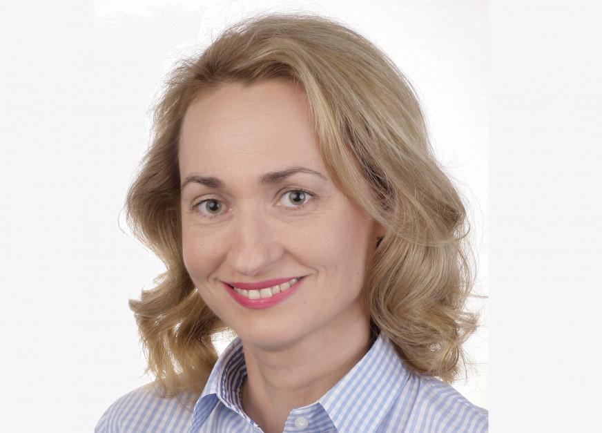 Eliza Antonkiewicz z Kaldewei wymienia zalety emaliowanej stali brodzikowej