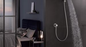 Strefa natrysku: nowoczesna armatura prysznicowa