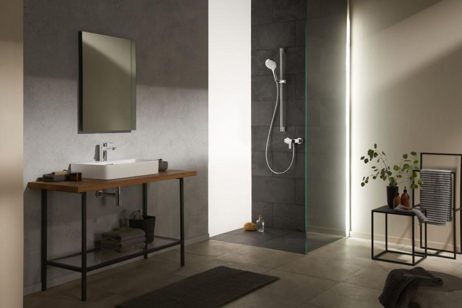 Elegancka prostota, czyli nowa seria baterii łazienkowych