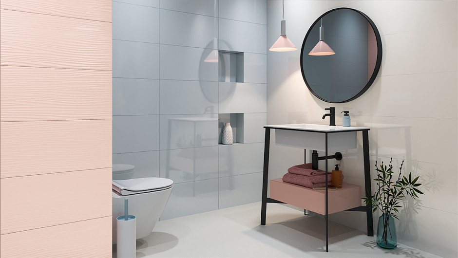 Łazienka z efektem 3D