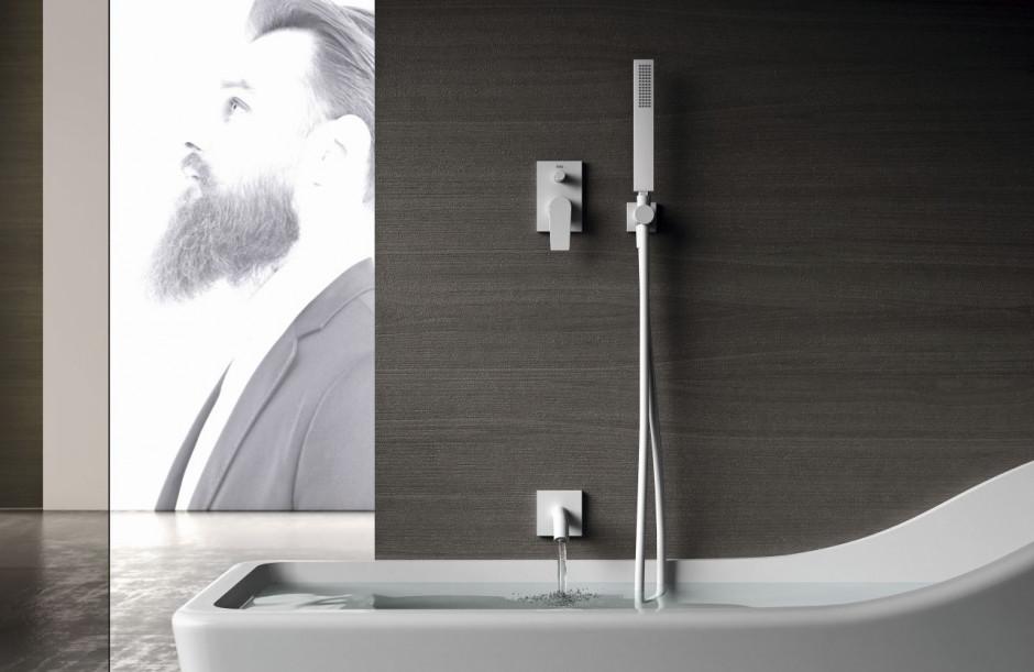 Poznaj 3 megatrendy, które zdominowały segment armatury łazienkowej