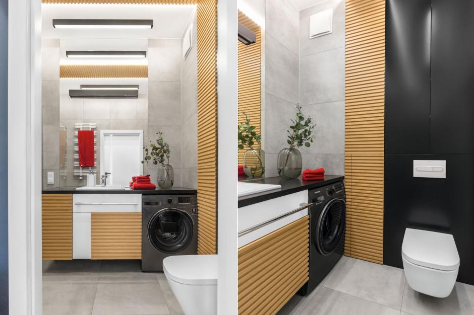 Mała łazienka: gotowy projekt dla mężczyzny