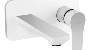 Adore - armatura do nowoczesnych łazienek marki Ferro
