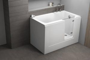 Czym powinny wyróżniać się wanny w łazienkach dedykowanych osobom starszym?