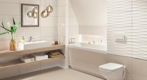 Mała łazienka: jak dobierać płytki?