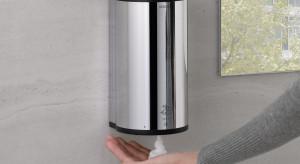 Higiena w łazience: zadbaj o nią z nowoczesnym dozownikiem pianki dezynfekującej