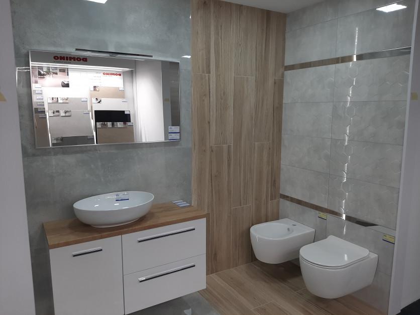 Zobacz, jak się prezentuje nowy salon łazienek BLU w Pile