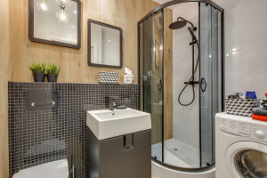 Lustro w łazience: 12 pomysłów z polskich domów