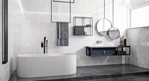Wielkoformatowe płytki ceramiczne w łazience. Megatrend czy chwilowa moda?