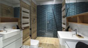 Kolor w łazience: inspiracje z polskich domów