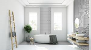Modna łazienka: wybierz mozaikę w ponadczasowej szarości