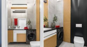 Łazienka z pralką: 10 pomysłów z polskich domów