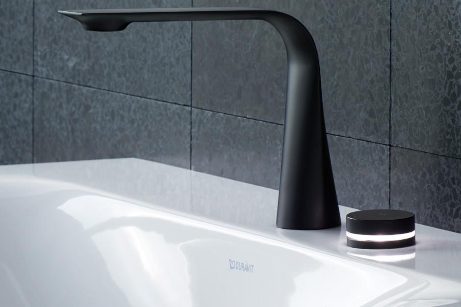 Baterie łazienkowe: postaw na nowoczesność