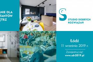 11 września Studio Dobrych Rozwiązań zaprasza do Łodzi