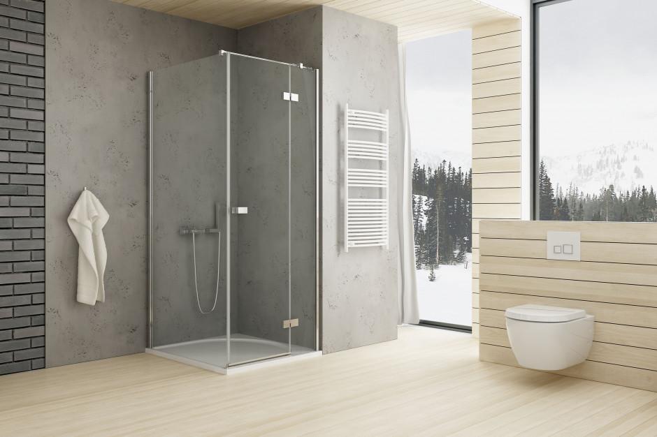 Rześki i oszczędny prysznic