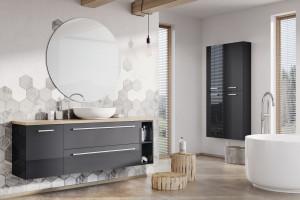 Meble łazienkowe: 10 najchętniej kupowanych kolekcji
