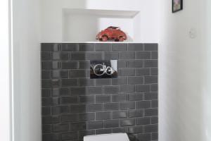 Podłoga w łazience: 20 zdjęć z polskich domów