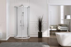 W trzech różnych stylach - urządzamy salon kąpielowy