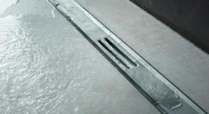 Strefa prysznica: odpływ liniowy i punktowy w jednym produkcie?