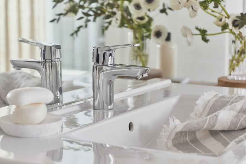 Baterie łazienkowe: postaw na model oszczędzający wodę