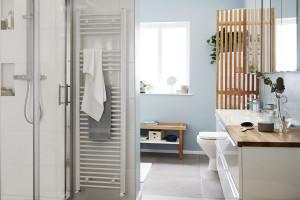 Strefa bez tłoku, czyli sprytne rozwiązania do rodzinnej łazienki!
