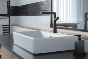 Armatura łazienkowa: dopasuj baterie do swojego wnętrza